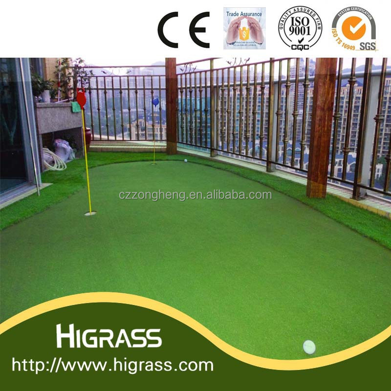 China Manufacture Artificial Grass Hot Sale Super Quality Putting Green Carpets Golf Mat