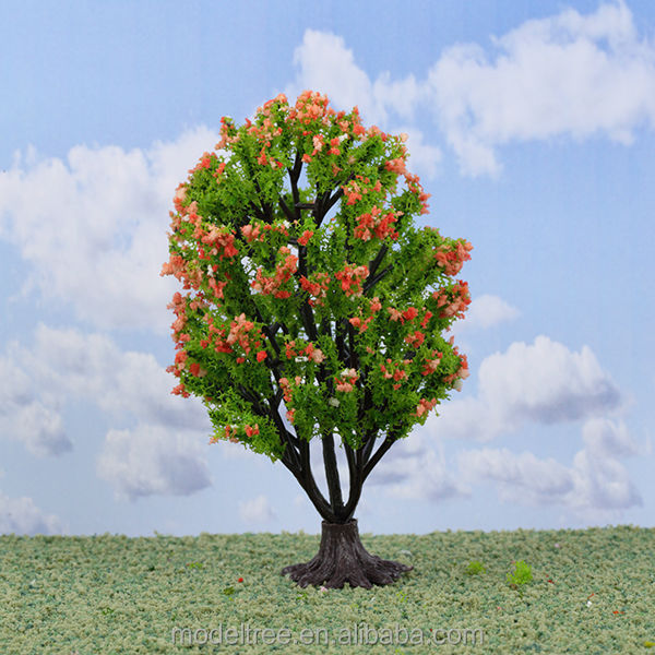 Plastic Model Tree for Architectural Model Making