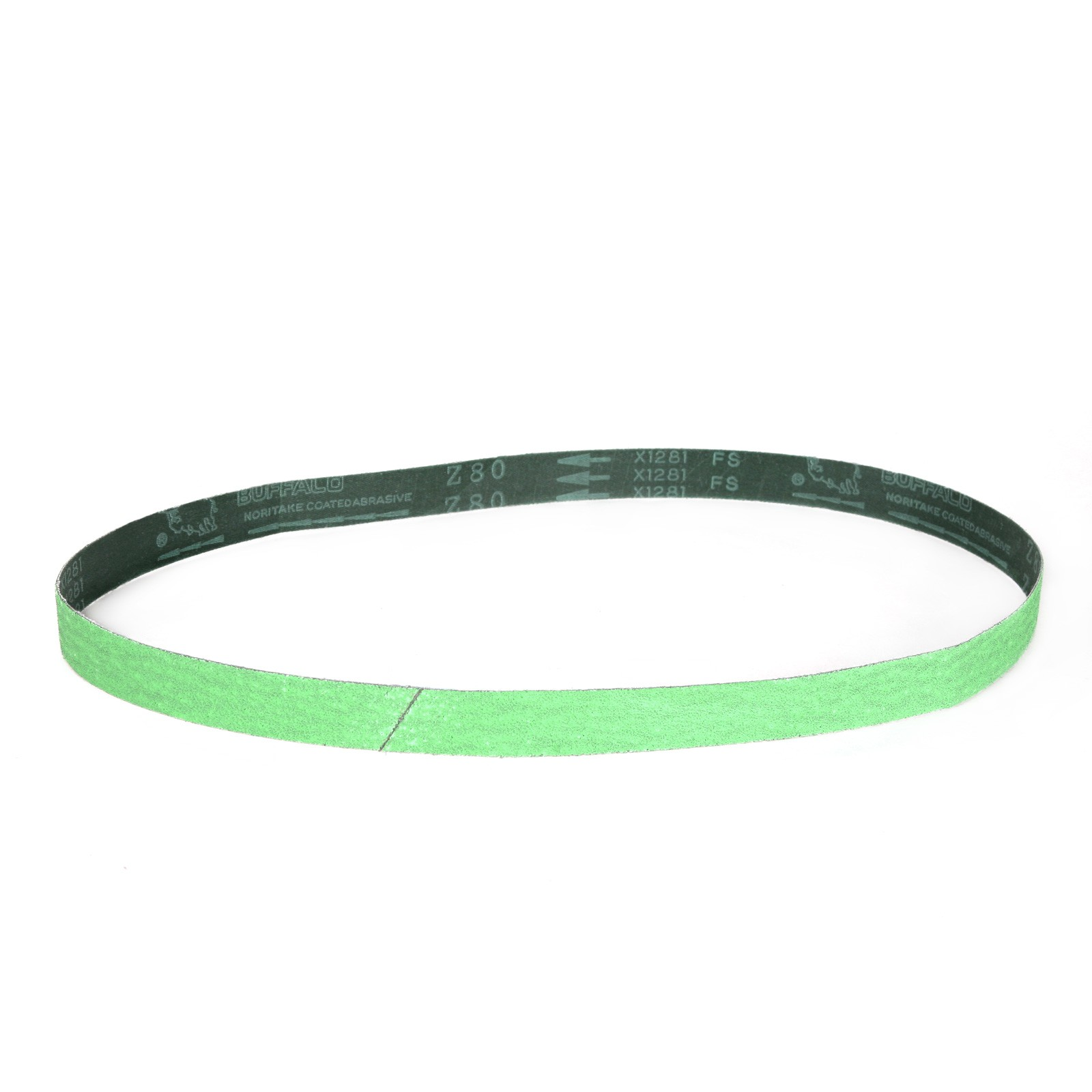 Steel Shaft Sanding Belt - 1 inch X 42 inch