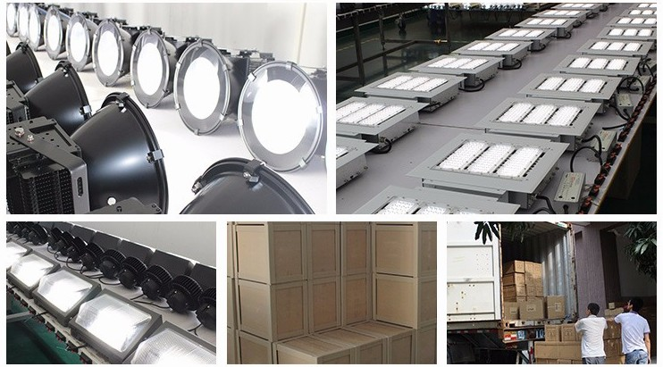 2017 new product UFO 240w led high bay light supplier from China