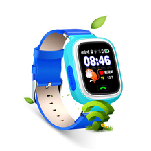 Latest 2017 cheap kids smart watches q60 gps watch android gps tracker q60