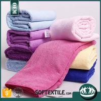 china supplier microfiber makeup remover cloth