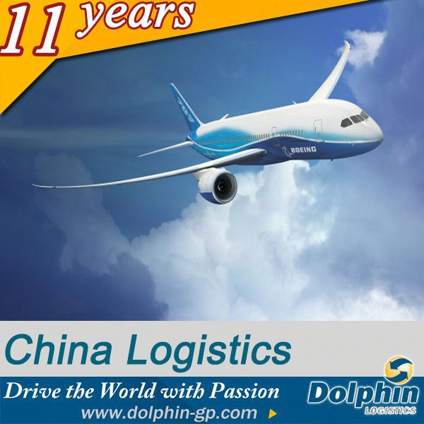 International air parcel from China to Mineralnye Vody, Russia