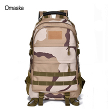 2017 New fashion tactical unisex waterproof outdoor camping tactical military backpack