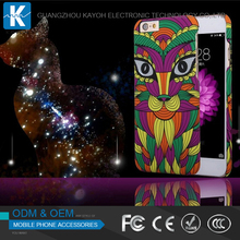 [kayoh] 2016 hot sale Forest King 5 Phone Case for iPhone 6 animal phone accessories