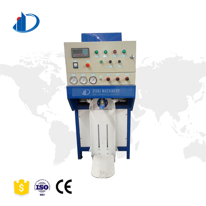 easy operate filling machine powder of latest building construction for sale