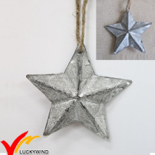 vintage manufacturers small wall decoration arts craft metal star
