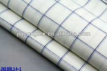 Hot sale 100% linen yarn dyed fabric