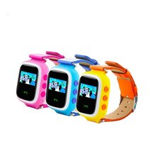 Anti-lost GPS Children Smart Watch With Tracking Real-time Location Dial/Answer Calls Remote Monitor SOS Security Watch For Kids