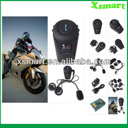Hot Selling!!! 500m Motorcycle Bluetooth Helmet Headset