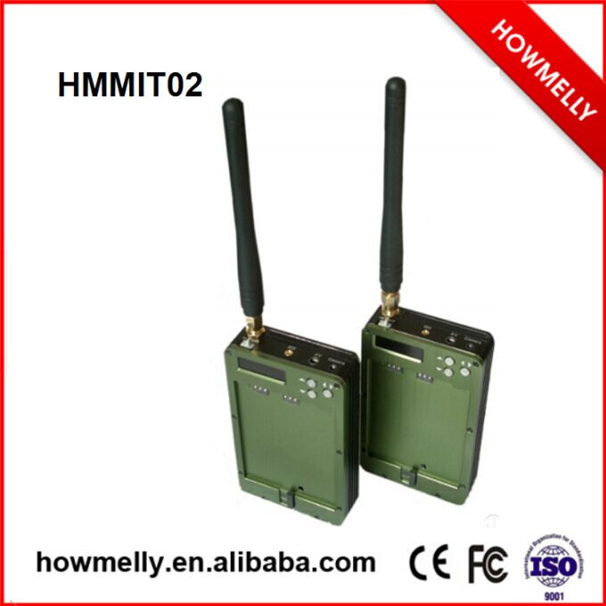 2016 newest high quality NLOS COFDM wireless uav cofdm transmitter