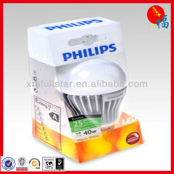 PVC Electronic Packaging Boxes