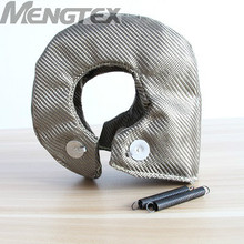 Hot Selling Titanium Heat Shield Exhaust Wrap /Turbo Blanket /Turbo kit