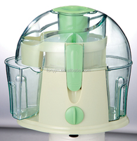 2 speeds ABS plastic pulse juicer separates juice from pulp