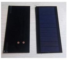 Photovoltaic small PET laminated PV solar panel module