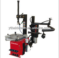 CE approved STC768R tyre changing machine,with helper