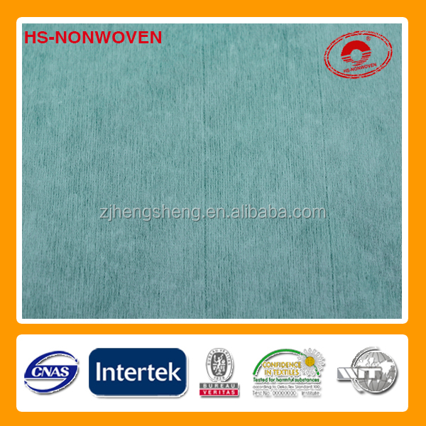 Jumbo roll Cross Lapping/Parallel Spunlace Cellulose & PET Nonwoven Fabric