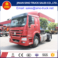 hot sale 371hp diesel engine 6 tyres prime mover