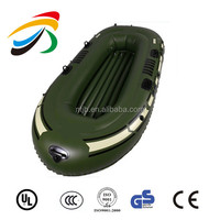 Fish rubber pvc inflatable boat