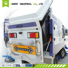 S2000 China cheapest industrial sweeper machine price of road sweeper truck