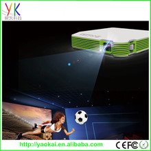 The newest mini projector WIFI 8G DLP led projector with bluetooth