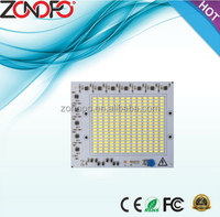 spot light flood light 30w 50w 100w 3000k 6000k ac led engine ac chip module