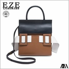 hot sale fashion popular lady leather hand bags
