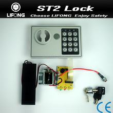 2016 new one!safe box electronic lock,combination code lock for safe box,safe door lock