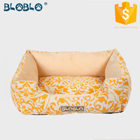 New various colour and size girl dog beds manufacturer