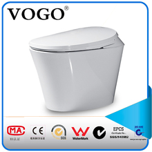 VOGO R500 smart automatic flush toilet with warm seat cover