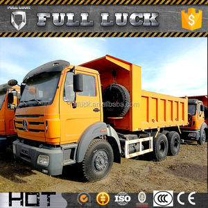 Top Quality New Design Beiben dump truck