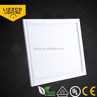 Wholesale ultra thin slim surface mounted 600x600 18w LED square round flat ceiling panel light