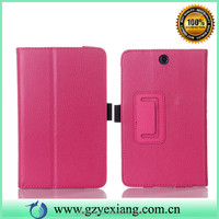 High Quality Tablet Protective Leather Flip Case For Lenovo A3500