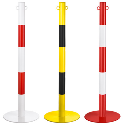 Anticollision column safety guard Safety barriers