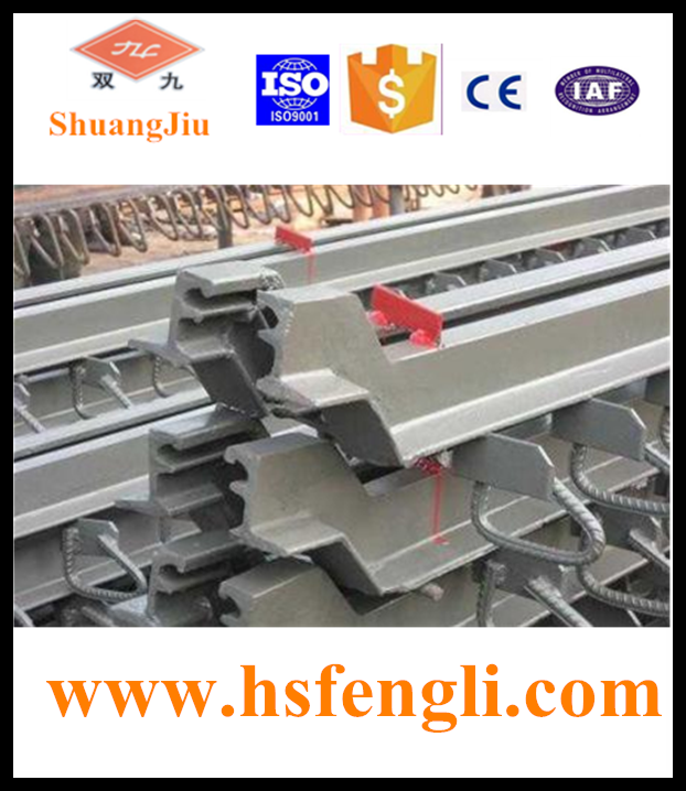 prestressed concrete bridge expansion joints