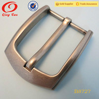 40mm wholesale mens metal belt pin buckles