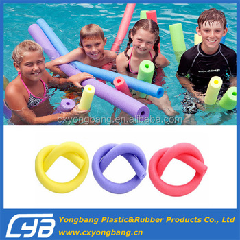 Pool Series EPE Foam Water Noodle with EN71 Certificate