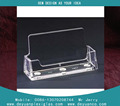 High quality acrylic business card holder, paper business card holders