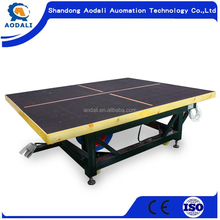 Air-floating Manual Glass Cutting Breaking Table