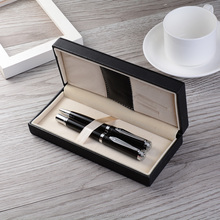 Cheap items to sell metal black pen business gift set
