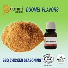 DUOMEI GFZ16011201 BBQ Chicken flavor enhance seasoning powder,chicken flavor ingredients