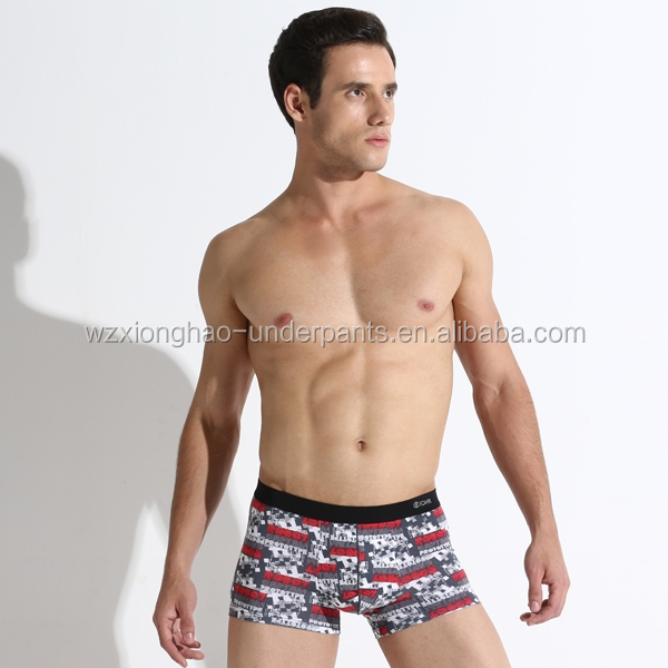 Fashion short boxer modal image new best sex xxl sexy boy without underwear
