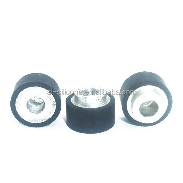 Customized rubber bonded parts, OEM rubber bonded parts, rubber bonded parts
