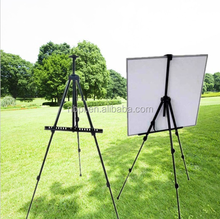 light weight black sketching/painting/canvas easel