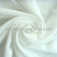 100% polyester printed imitation silk chiffon fabric
