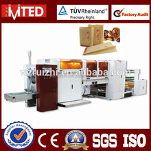 RZ 350 Full Automatic Paper Bag Processing Machine