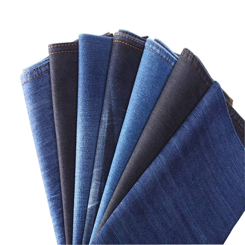 Hot Selling 100% Cotton 6.5oz~13oz Denim Fabric For Jeans
