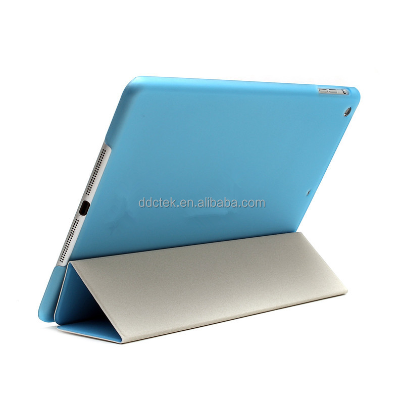 for ipad Air 5 PU leather with stand vision