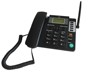 2016 Best selling gsm desktop phone with loud speaker phone and landline phone with sim card