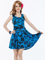 In stock smart sexy fashion porm dresses